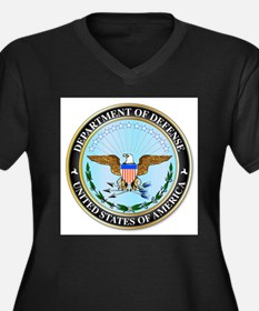 Department of Defense Plus Size T-Shirt