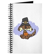 Thanksgiving Puppy Journal