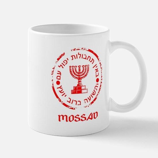 Mossad Insignia Mugs