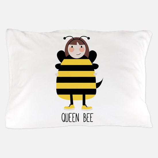 Queen Bee Pillow Case