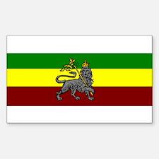 Rastafari Decals Decal