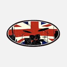 UK Rock Band Patch
