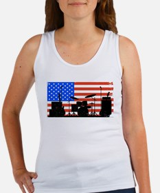 USA Rock Band Tank Top