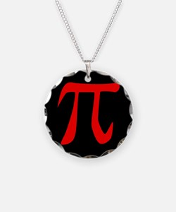 Pi the Constant Necklace