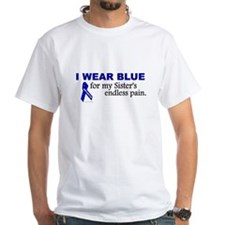 I Wear Blue For My Sister's Pain Shirt