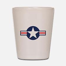 USAF Markings Shot Glass