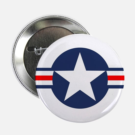 "USAF Markings 2.25"" Button"