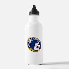 CIA Shield Water Bottle