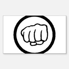 Fist Decal