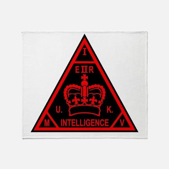 MI5 Throw Blanket