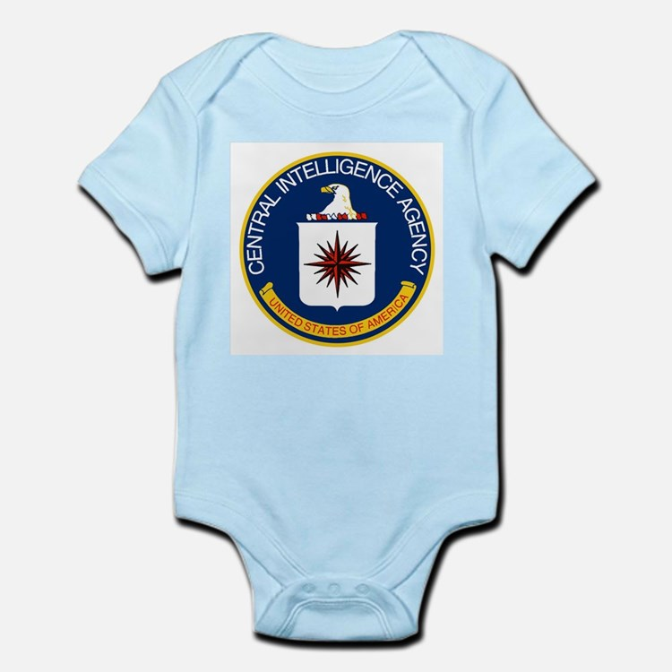 CIA Logo Body Suit