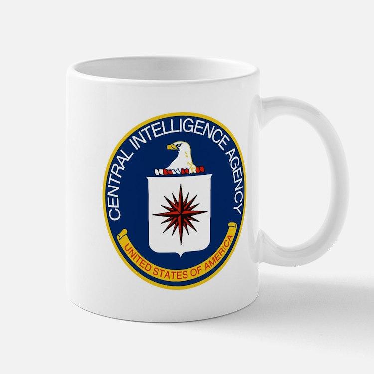 CIA Logo Mugs