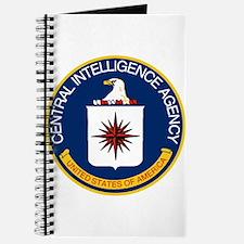 CIA Logo Journal