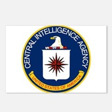 CIA Logo Postcards (Package of 8)