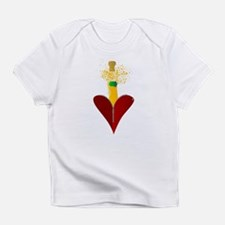 Love Champagne Infant T-Shirt