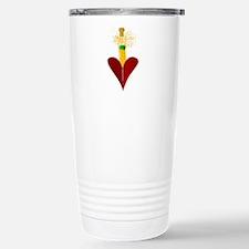 Love Champagne Travel Mug