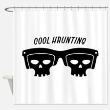Cool Haunting Shower Curtain