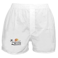 Satellite Beach Boxer Shorts