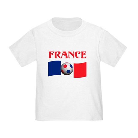 TEAM FRANCE WORLD CUP Toddler T-Shirt