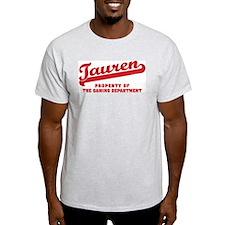 Tauren Ash Grey T-Shirt