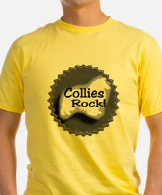 Collies Rock! T-Shirt