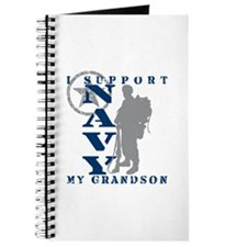I Support Grandson 2 - NAVY Journal
