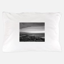 Black & White Sunset Pillow Case