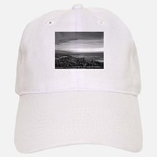 Black & White Sunset Hat