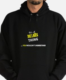 MIAH thing, you wouldn't understand Hoodie (dark)