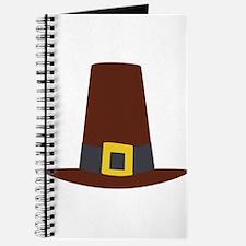 Pilgrims Hat Journal