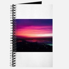 Beautiful Sunset Journal