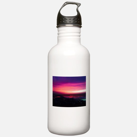 Beautiful Sunset Water Bottle