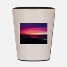 Beautiful Sunset Shot Glass
