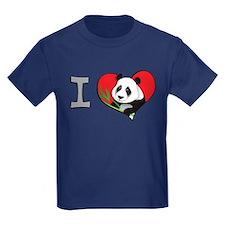 I heart pandas T