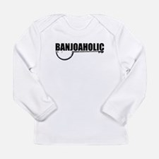 Funny Banjo Long Sleeve T-Shirt