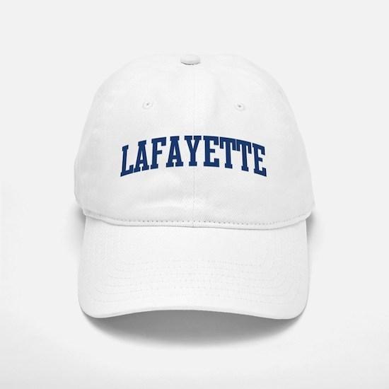 LAFAYETTE design (blue) Hat