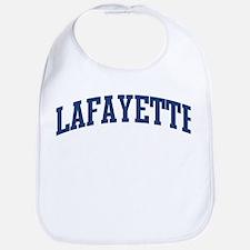 LAFAYETTE design (blue) Bib