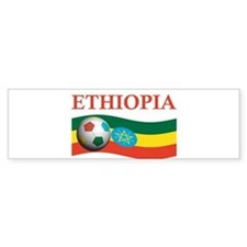 TEAM ETHIOPIA WORLD CUP Bumper Bumper Sticker