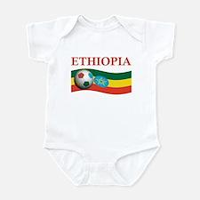 TEAM ETHIOPIA WORLD CUP Infant Bodysuit