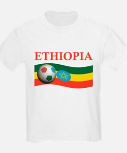 TEAM ETHIOPIA WORLD CUP T-Shirt