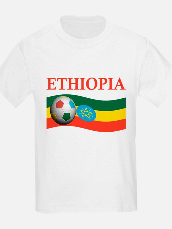 TEAM ETHIOPIA WORLD CUP T-Shirt