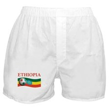TEAM ETHIOPIA WORLD CUP Boxer Shorts