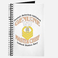 Genuine Master Chief Journal