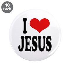 I Love Jesus 3.5