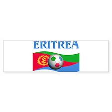 TEAM ERITREA WORLD CUP Bumper Bumper Sticker
