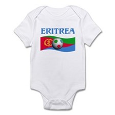 TEAM ERITREA WORLD CUP Infant Bodysuit