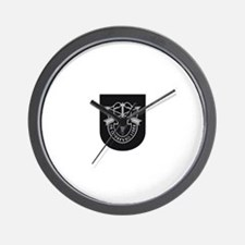 Special Forces Liberator Wall Clock