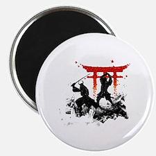 Unique Ninja Magnet