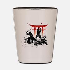 Funny Tokyo Shot Glass