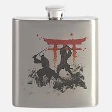 Unique Ninja Flask